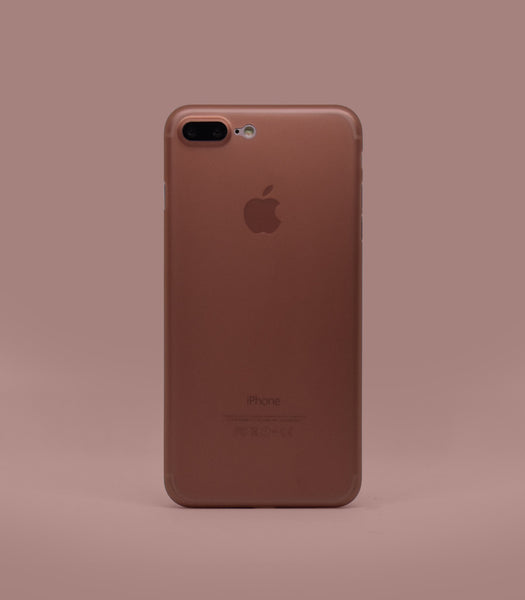 Dodo Air iPhone 7 Plus Case - Rose Gold