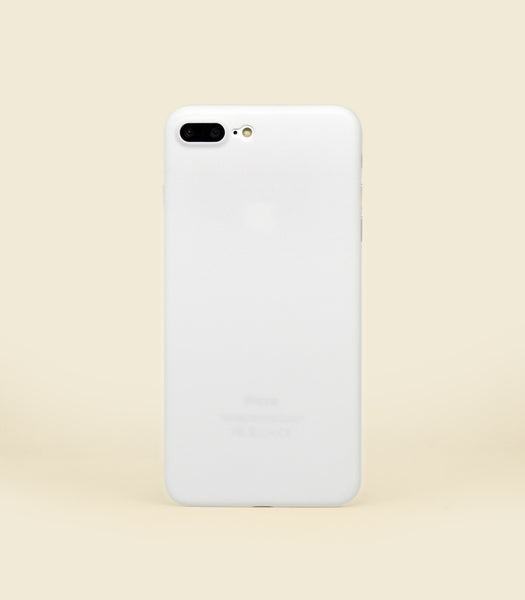Dodo Air iPhone 7 Plus Case - Classic White
