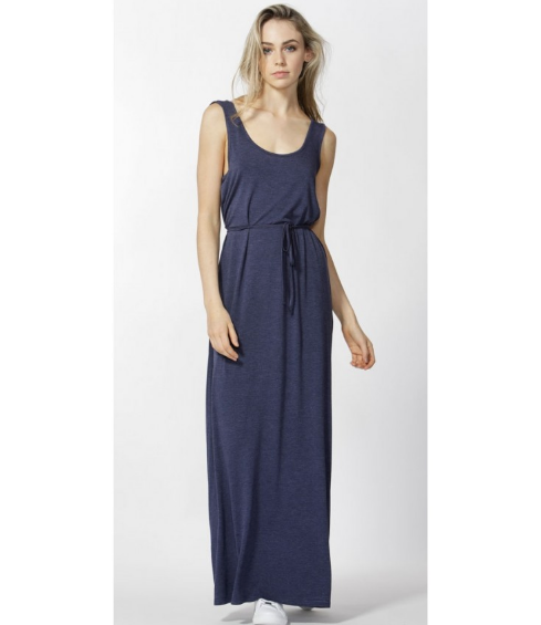 Seville Maxi Dress - Indigo
