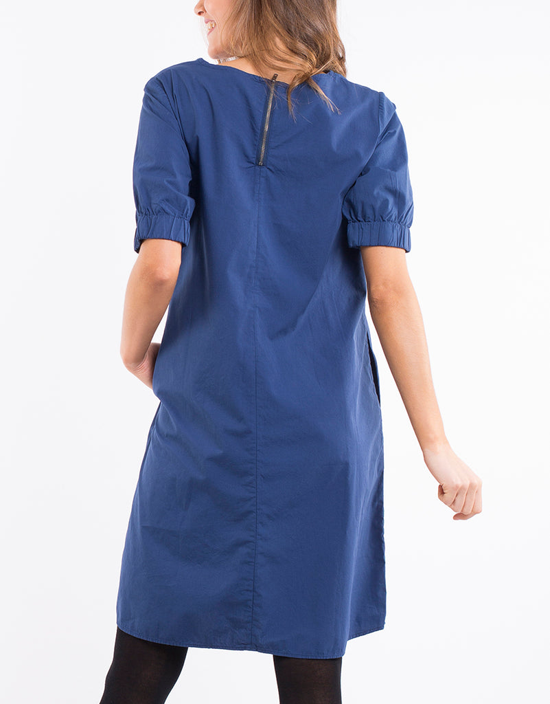 Brunch Chambray Dress