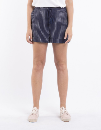 Santorini Short - Stripe