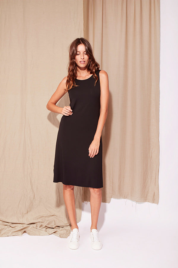 Etta Dress - Black