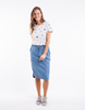 Holiday Midi Skirt