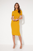 I'm Your Lady Dress - Mustard