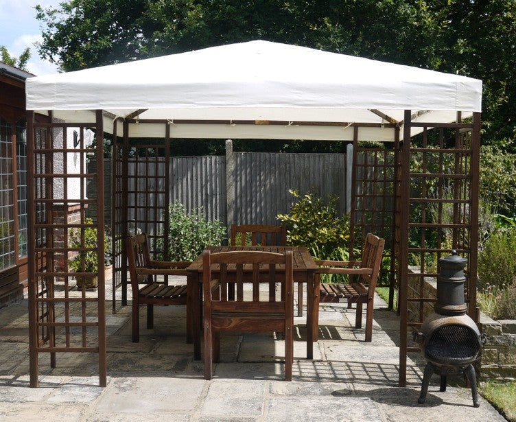 5 Benefits of Fixing Your Gazebo (Rather Than Replacing It!)