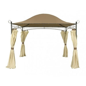 Camelot Regency Square 3m x 3m Patio Gazebo Replacement Canopy CAM0486 (CAM0973)