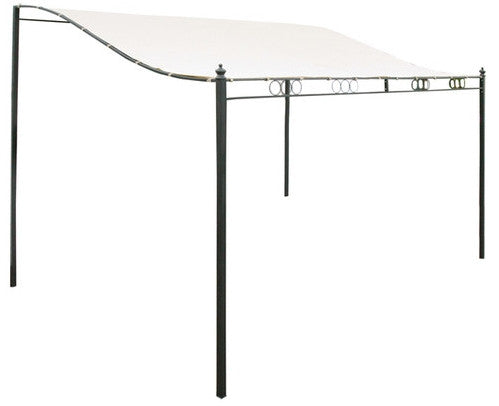 Suntime Wall Mounted Steel Gazebo 3.5m x 2.5m Replacement Canopy GF01430