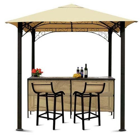 Canopy for 2.4m x 2.4m Patio Gazebo - Single Tier