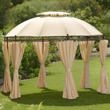 Canopy for 3.5m Round Patio Gazebo - Two Tier
