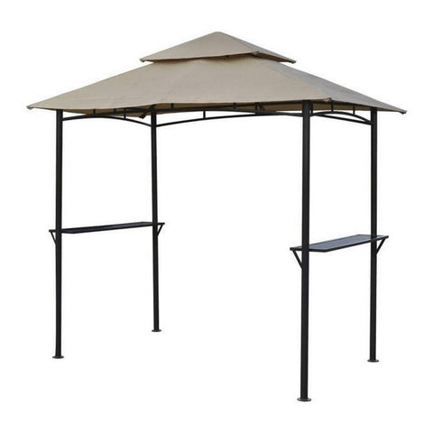 Canopy for 2.5m x 1.5m Patio Gazebo - Two Tier