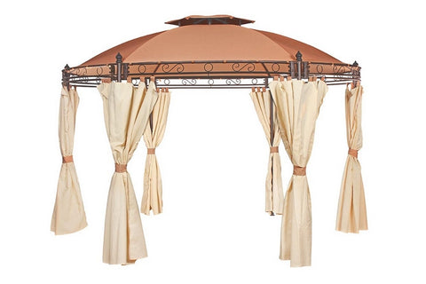 Canopy for 3.5m Patio Gazebo - Two Tier