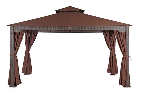 Canopy for 3m x 4m Patio Gazebo - Two Tier