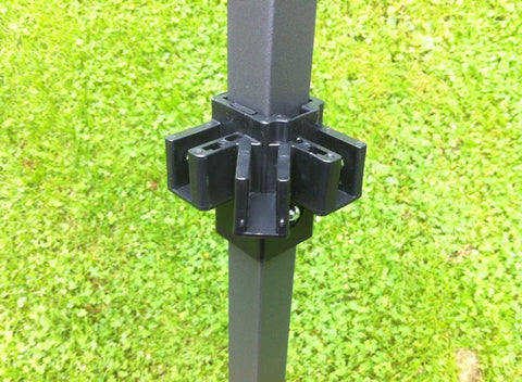 Leg Sliding Bracket - 25mm Outer Leg