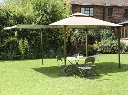 Canopy for 3m x 3m Patio Gazebo - Two Tier - Main Section