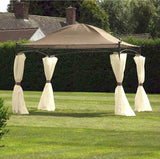 Garden Nation Regency Superior Square 3m x 3m Patio Gazebo Replacement Canopy CAM0575 (CAM0576)