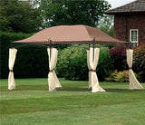 Camelot Regency Grand 3m x 4m Patio Gazebo Replacement Canopy CAM0488 (CAM0971) CAM0477