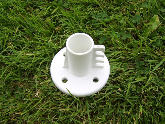 Foot / Base Plate - 26mm and 33mm diameter