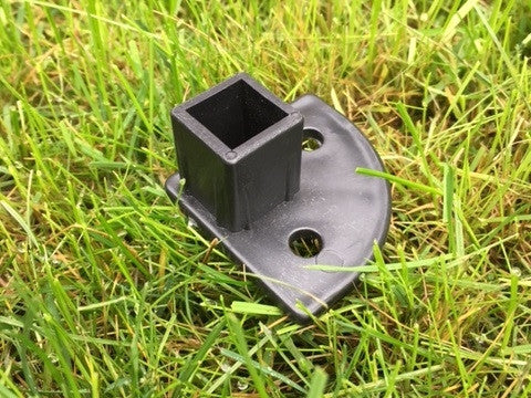 Foot / Base Plate - 25mm Inner Leg