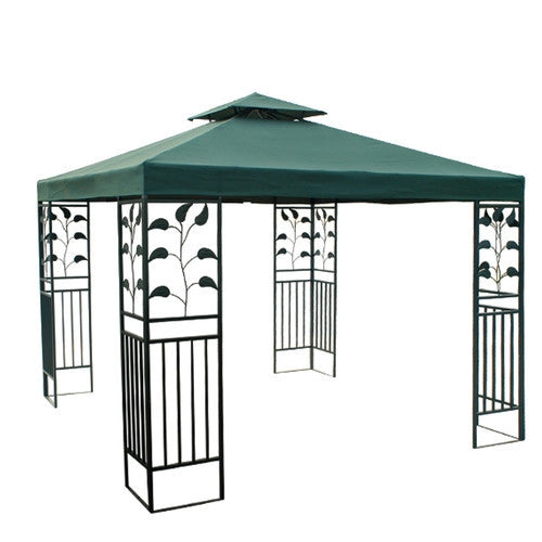*50% Off!* Canopy for 2.4m x 2.4m Patio Gazebo - Two Tier