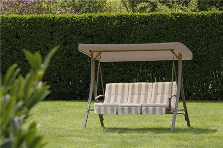 Canopy for Curved Swing Hammock - 190cm x 120cm & Hammock and Swing Seat Parts \u2013 Gazebo Spare Parts