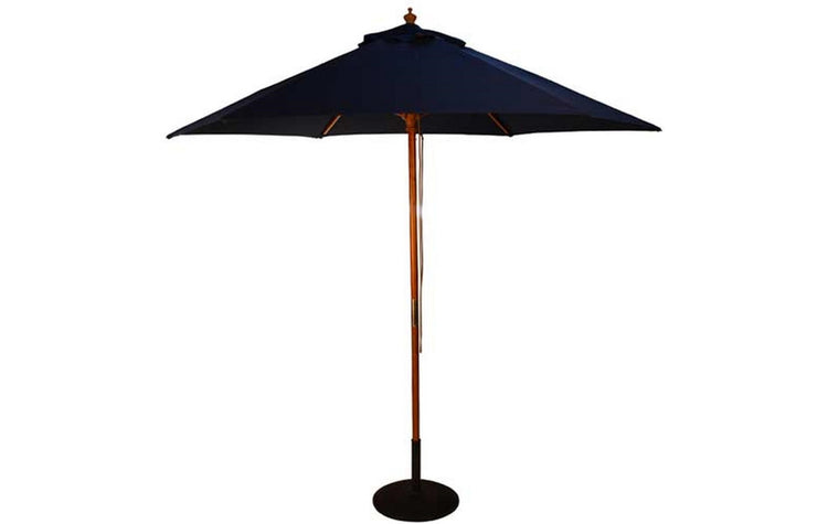 Halfords 2.5m Bracken Style Wood Pulley Parasol Replacement Canopy