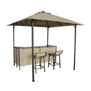 The Range (Outdoor Essentials) 2.4m x 2.4m Bar Patio Gazebo 126169 Spare Top