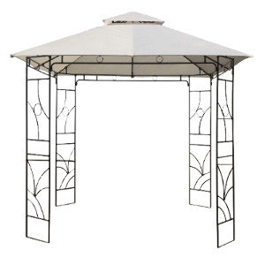 Canopy for 2.5m x 2.5m Patio Gazebo - Two Tier