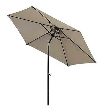 Canopy for 2.25m Round Parasol/Umbrella - 6 Spoke