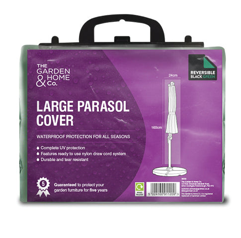 Large Parasol Waterproof Protective Cover