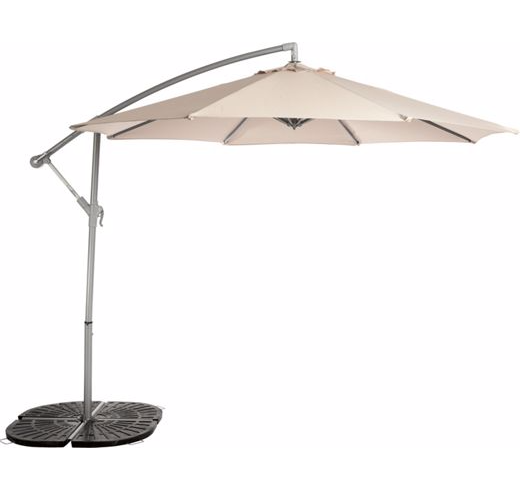 canopy for 3m round cantilever parasol umbrella 8 spoke. Black Bedroom Furniture Sets. Home Design Ideas