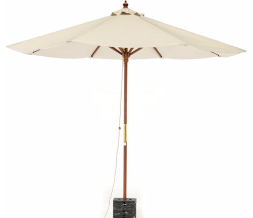 CLEARANCE - Canopy for 2.7m Round Parasol/Umbrella - 8 Spoke