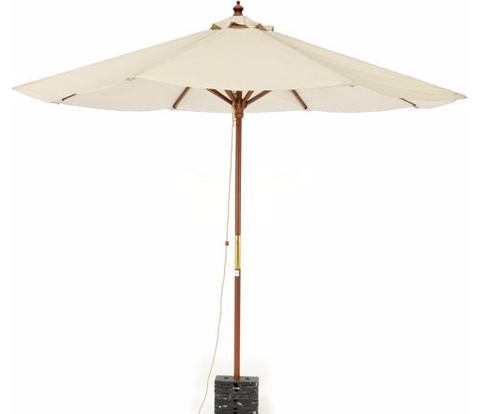 Canopy for 2.7m Round Parasol/Umbrella - 8 Spoke