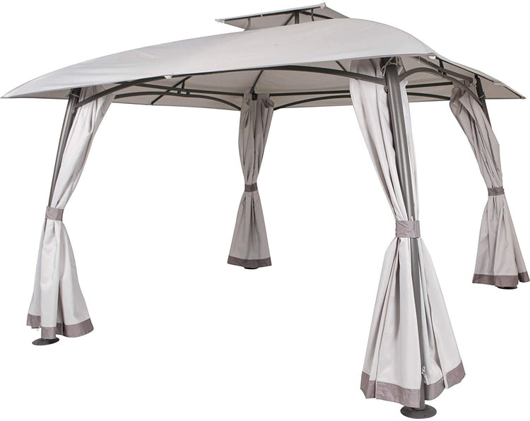 JTF Burano 3m x 3m Patio Gazebo Replacement Canopy