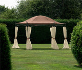 Camelot Regency 4m Hexagonal Patio Gazebo Replacement Canopy CAM0481 (CAM0969)  CAM0478
