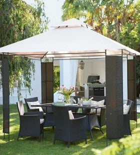Canopy For 3m X 3m Patio Gazebo Two Tier Gazebo Spare