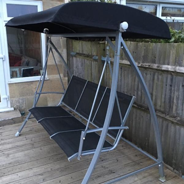 Canopy for Curved Swing Hammock - 193cm x 124cm & Canopy for Curved Swing Hammock - 193cm x 124cm u2013 Gazebo Spare Parts