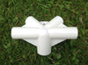 5-Way Roof Middle Connector - 26mm- 33mm diameters