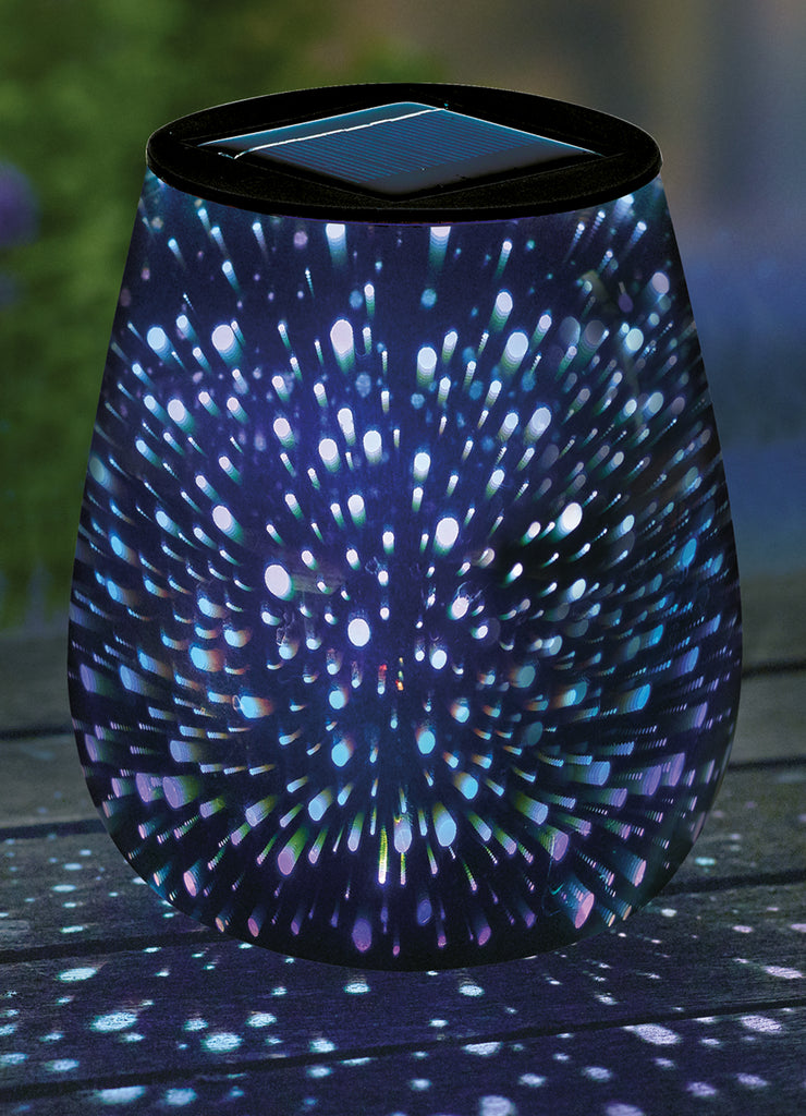 Outdoor Lighting - Holographic Stargazer Table Light
