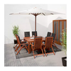 CLEARANCE - Canopy for 3m x 2.5m Rectangular Parasol/Umbrella - 8 Spoke