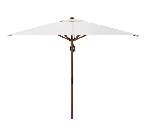 Canopy For 3m X Rectangular Parasol Umbrella 8