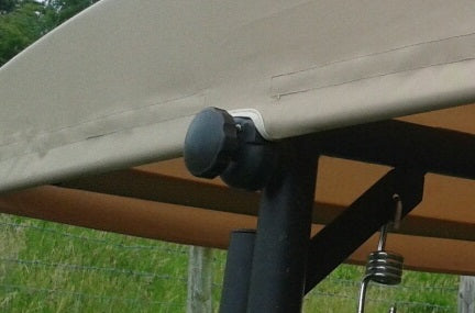 Swing Seat Canopy Bracket
