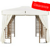 CLEARANCE - Canopy for 3m x 3m Patio Gazebo - Single Tier