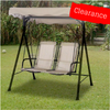 CLEARANCE - Canopy for Curved Swing Hammock - 150cm x 115cm