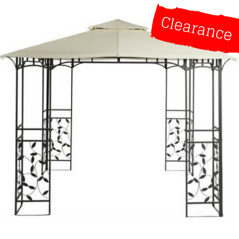 CLEARANCE - Canopy for 3m x 3m Patio Gazebo - Two Tier