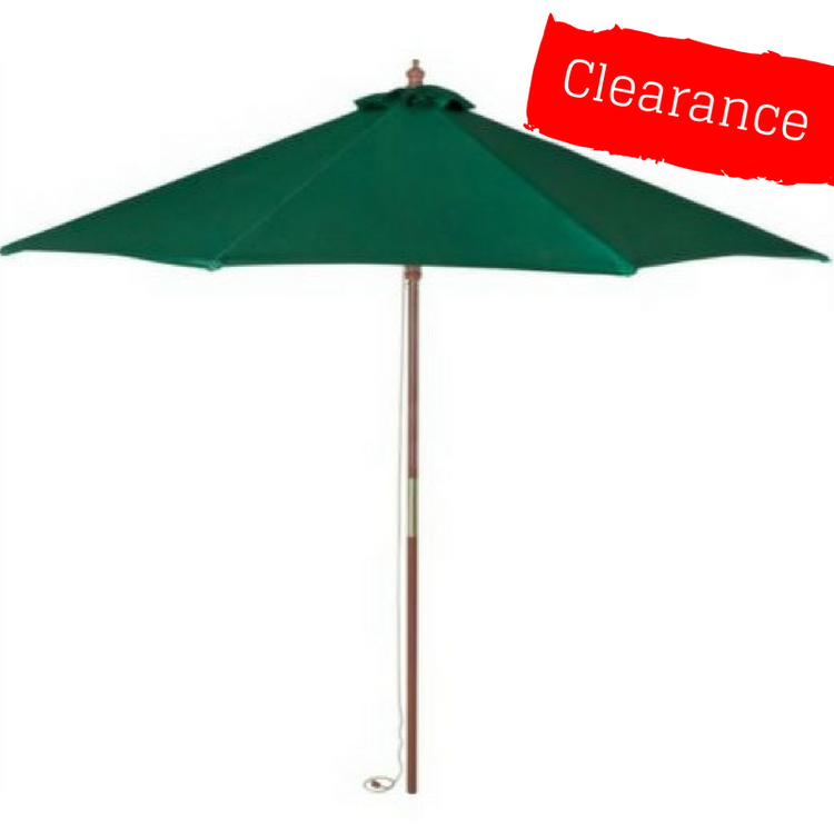 CLEARANCE - Canopy for 2m Round Parasol/Umbrella - 6 Spoke