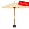 CLEARANCE - Canopy for 3m Round Parasol/Umbrella - 8 Spoke