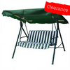 CLEARANCE - Canopy for Flat Swing Hammock - 166cm x 119cm - Universal