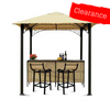 CLEARANCE - Canopy for 2.4m x 2.4m Patio Gazebo - Single Tier
