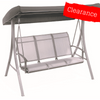 CLEARANCE - Canopy for Curved Swing Hammock - 191cm x 120cm