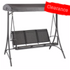 CLEARANCE - Canopy for Curved Swing Hammock - 195cm x 113cm